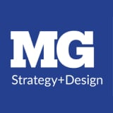 MG Strategy + Design logo